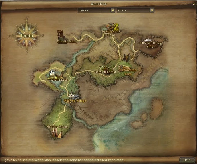 Eltnen Map
